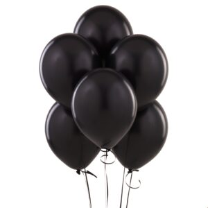 Black Latex Balloon 12inch for party decoration