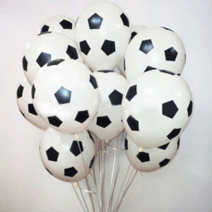 Football Soccer latex Balloon
