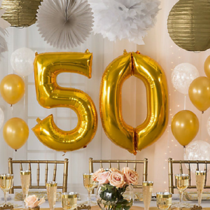 Gold Balloon Numbers with Four Bouquets
