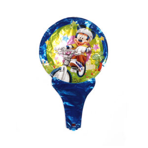 Mickey Mouse Handheld Foil Balloon Toy Party Favors