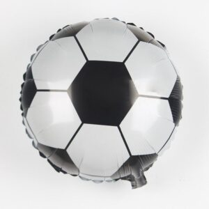 Soccer Worldcup Football Foil Balloon 12 inches