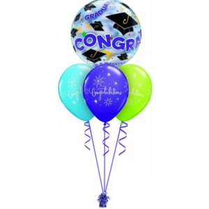 Graduation Ceremony Balloon Bouquet