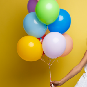 helium balloons party accessories supplier nairobi kenya