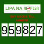 Skyinflate Mpesa Buy Goods Till Number